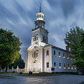 Old First Church Of Bennington by Stephen Stookey