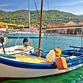 Old Fishermen Harbor Of Stari Grad by Brch Photography