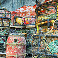 Old Fishing Gear by Paul Quinn