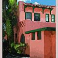 Old Florida In Watercolor 1 by Susan Molnar