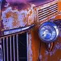 Old Ford Pickup by Garry Gay