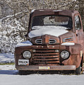 Old Ford Truck 2014-1 by Thomas Young
