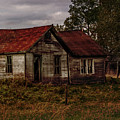 Old Forgotten Farmstead by Patti Deters