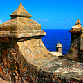 Old Fort Puerto Rico by Perry Webster