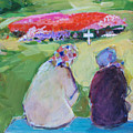 Old Friends by Diane Ursin