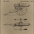 Old Gatling Gun Design  by Dan Sproul