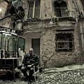 Old Genoa by Luca Renoldi