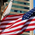 Old Glory In Baltimore by Poet's Eye