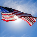 Old Glory In The Sun by John McArthur