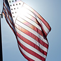 Old Glory - Long May She Wave by Marie Jamieson