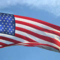 Old Glory Never Fades by Gary Baird