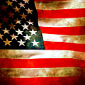 Old Glory Patriot Flag by Phill Petrovic