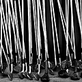 Old Golf Clubs by Lane Erickson