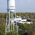 Old Gridley Water Tower by Dylan Punke
