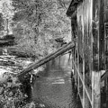 Old Grist Mill by Joann Vitali