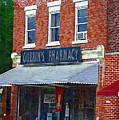 Old Guerins Pharmacy by Donna Bentley