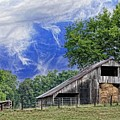 Old Hay Barn by Jan Amiss Photography