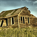 Old Home Falling In by Jeff Swan