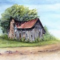 Old Home Place by Robin Martin Parrish