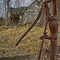 Old Homestead by Linda Shannon Morgan