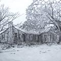 Old Homestead by Otis  Cobb