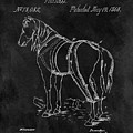 Old Horse Harness Patent  by Dan Sproul