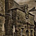 Old House - Rochefort-en-terre - La Bretagne by Mark Hendrickson