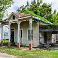 Old House Donaldsonville La-historic by Kathleen K Parker