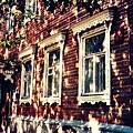 Old House In Moscow by Sarah Loft