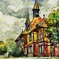 Old House by Nenad Vasic
