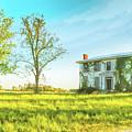 Charles Jordan House In Isle Of Wight Virginia by Ola Allen