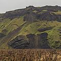 Old Icelandic Island Panorama by Benjamin Reed