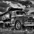Old International #2 - Bw by Tony Baca