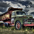 Old International by Tony Baca