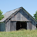 Old Iowa Barn by David Jacobi