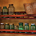 Old Jars by Lana Trussell