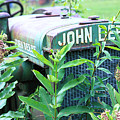 Old John Deere by Robert Ponzoni