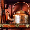 Old Kettle by Nick Eagles