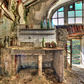 Old Kitchen - Vecchia Cucina by Enrico Pelos