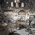 Old Kitchen by Roy Pedersen