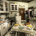Old Kitchen by Tim Stanley
