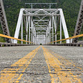 Old Knik River Bridge by Sara Hudock
