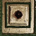 Old Knob Abstract by Marsha Heiken