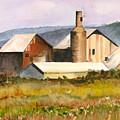 Old Koloa Sugar Mill by Elizabeth Ferris