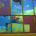 Old Lace Factory Window by Don Struke