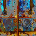 Old Lock by Ed Ostrander
