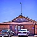 Old Log Cabin Inn by Fred Hahn