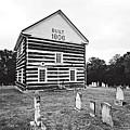 Old Log Church by Trina  Ansel