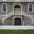 Old Main Penn State Stairs  by John McGraw