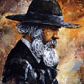 Old Man by Emerico Imre Toth